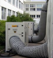 Warm_air_unit_heating_repair_engineers_in_London